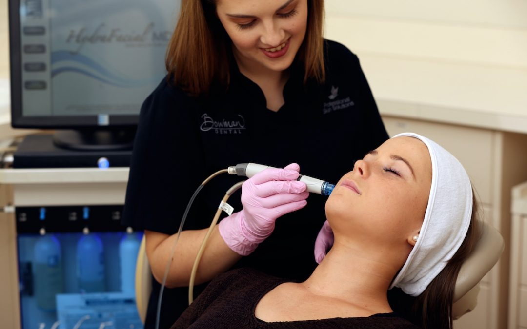 Hydrafacial treatment at Professional Skin Solutions